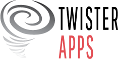 Twister Apps Logo